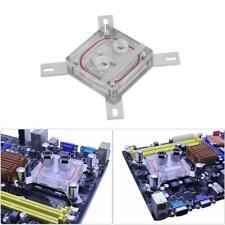 Micro Channel Waterblock CPU Radiator  for intel LGA 1150 1151 1155 1156