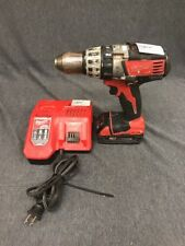 """Milwaukee 18v 1/2"""" Hammer Drill w/ 5.0Ah Battery & Charger (AP2015817)"""