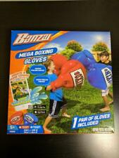 Banzai Giant Boxing Inflatable Gloves Blue 1 Pair 2 Gloves Kids Toy