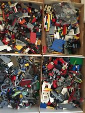 1000's Of Used Lego Pieces Small Blocks Brick Parts Lot Bulk 17+ Lbs W/Star Wars