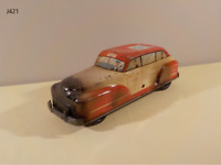 Vintage Wolverine Tin Toy Taxi T903 RARE!
