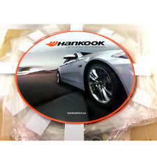 Lot 37 Hankook National Tire Display Signs Wheel Inserts Retailer Exclusive Set