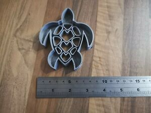 3d Printed Turtle Cookie Cutter
