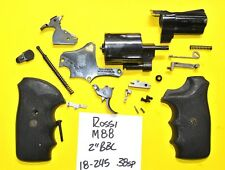 ROSSI 38 SP. BLUED MODEL 88 GUN PARTS LOT ALL PICTURED 4 ON PRICE ITEM #18-245