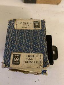Vw Nos Indicator Relay Beetle Ghia Type3 K70 Type 147  Passat B1