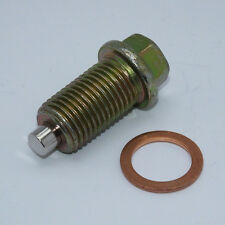 Magnetic Drain Plug - Oil Sump - M14 x 1.50 14mm x 1.50 M14-1.50 (PSR0204-1)