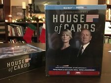 House Of Cards Seasons 1-3 On Blu-Ray- French Packaging- Region A And B