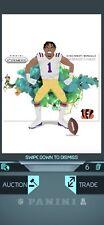 Digital Card (NFL Blitz) Ja'Marr Chase Color Blast Still