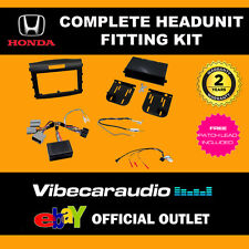 Connects2 CTKHD07 Honda CR-V 2012 > Complete Double Din Stereo Fitting Kit