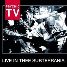 Live in Thee Subterrania, Psychic TV, Good Live
