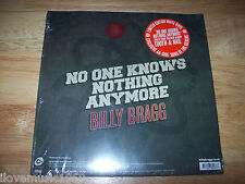 NEW Billy Bragg SEALED RSD No One Knows Nothing Anymore WHITE RECORD STORE DAY