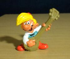 Smurfs Pewit Variation HK Vintage Smurf Figure PVC Toy Figurine Schtroumpf 20499