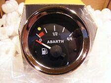 FIAT 500 F/L/R LIVELLO BENZINA ABARTH STRUMENTO DI BORDO CRUSCOTTO DA 52 NERO