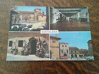 carte postale santillana del mar (santander)