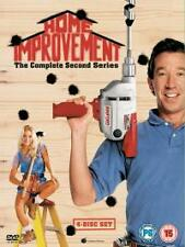 Home Improvement - Series 2 - Complete (DVD, 2005, 4-Disc Set, Box Set)