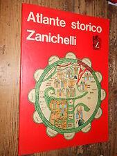 Atlante Storico Zanichelli 1966 L3