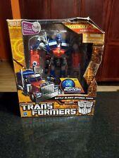 Transformers Battle Blades Optimus Prime Voyager Class Rare New