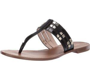 kate spade new york Women's Carol Sandal 7.0 Black new$120