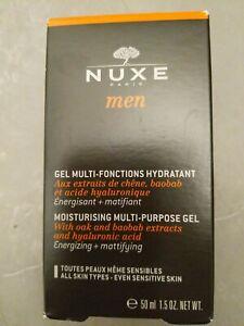 Nuxe Men Moisturizing Multi-Purpose Gel 50ml