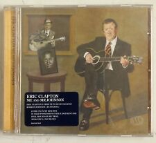 Eric Clapton Me And Mr. Johnson CD Europa 2004