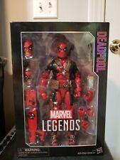 Deadpool Marvel Legends Series 12 Inch Figure