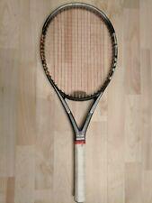 "Head Protector Mid Plus Racket 102"", 4 1/4"" grip, restrung 1/13/21"