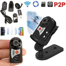 Portable Mini Wireless P2P WiFi IP Camera Indoor/Outdoor HD DV Hidden Spy Camera