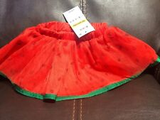 First Impressions New with tags matador red Newborn watermelon tutu