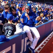 TORONTO BLUE JAYS WARM WINTER HAT SGA 2014 All State toque baseball cap