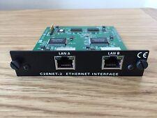 CRESTRON C 2 eNet - 2 Dual Port Scheda Ethernet per AV2 & PRO2