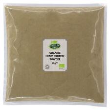 Organic Hemp Protein Powder 2kg Certified Organic