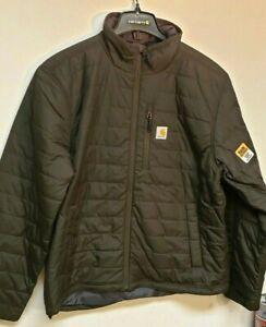 Carhartt 102208-306 Nylon Cordura® Gilliam Rain Defender® Jacket
