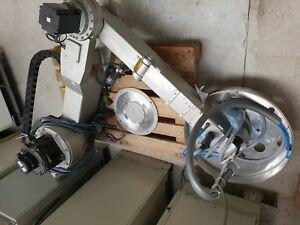 Motoman 3 Achsen Roboter, Industrieroboter, Roboter, Robot