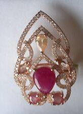 Ruby Ring  size 6