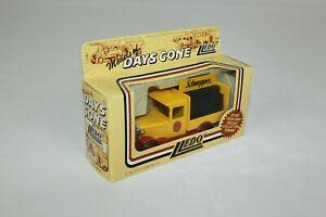Lledo Days Gone 1934 Chevrolet Schweppes Bottle Delivery Diecast Truck