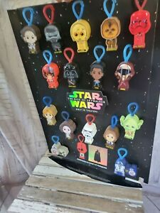 McDonald's Star wars toy Happy Meal 2019 store display sets of 16 new