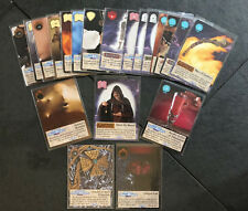 Spellfire - Artifacts Chase - Complete Set 1-20 - Card Game