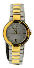 Gucci Two Tone Stainless Steel Watch YA089304