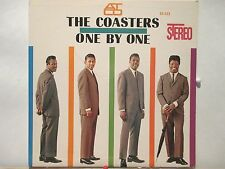 The Coasters  Atco 33-123  One By One  Original Yellow Harp Label  Rare Stereo!