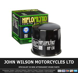 Hiflo HF204 Motorcycle Oil Filter Multipack X 6 Honda CBR 954 RR Fireblade 02-03