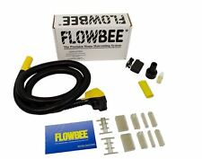 Flowbee Precision Haircutting System With all Attachments in Original Box