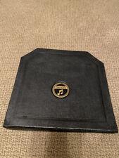 Plattenalbum für Columbia 202 Grammophon