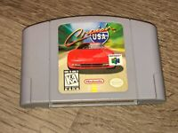 Cruis'n USA Nintendo 64 N64 Cleaned & Tested Authentic