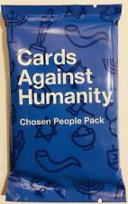 CARDS AGAINST HUMANITY CHOSEN PEOPLE EXPANSION PACK - 30 CARDS - AGES 17+