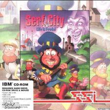 THE SETTLERS aka SERF CITY +1Clk Windows 10 8 7 Vista XP Install