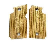 Zebrawood Grips For Sig Sauer P938