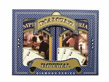 Imperial Bridge Playing Cards - Ace 100% Plastic - 4-Pip Index