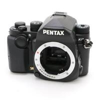 INEXPENSIVE!! MINT!! PENTAX KP Body BLACK SD CARD 16GB CLASS 10 SET!!