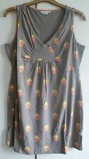 Boden V-Neck Spotted Sleeveless Dresses for Women