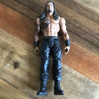 WWE ROMAN REIGNS WRESTLING ACTION FIGURE MATTEL 2013 LOOSE WWF WCW AEW NXT